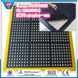 Oil-Resistant Rubber Floor Matting, Floor Mats Interlocking Workshop Rubber Matting
