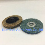 High Performance Quick-Change Surface Conditioning Discs