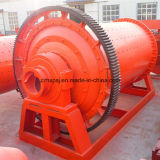 Continuous Ball Mill with Rubber Liner for Grinding Silica Sand