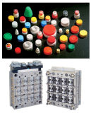 Plastic Bottle Cap Closure Mould (24 Cavities)