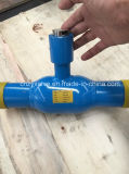 Dn50 20k Floating Ball with Lock Welded Ball Valve (Q341F-20K-2)