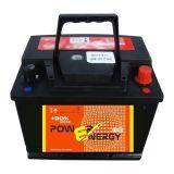 12V62ah Maintenance Free Car Storage Battery