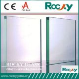 15mm 19mm Tempered Building Glass with En12150