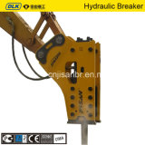 Quality Approved Heavy Duty Rock Breaker Hammer with Chisel 210mm