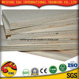Good Quality Red Color Commercial Plywood (1.0mm-30mm)