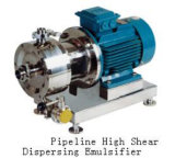 Sanitary Stainless Steel High Shear Emulsifying Pump/Pump Homogenizer