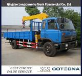 Faw 10 Tons Truck Mounted Crane Truck