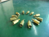 Brass Spare Part by Turning OEM Part Small Size