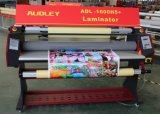 Audley Supplier Anti-Curl Hot Roll Laminator Air Driven Pneumatic Laminator Adl-1600h5+