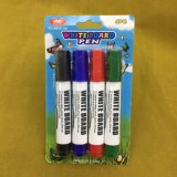 4PCS Whiteboard Marker Pen, Dry Eraser Marker Pen