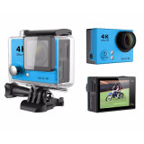 4k Ultra-HD Auto Camera 2.0inch LCD Display Waterproof WiFi Outdoor Camera
