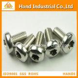 Stainless Steel Screw Torx Pan Head Security Screw