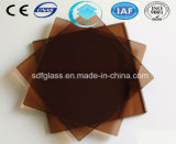 Euro Bronze Float Glass with Ce ISO 4mm to 12mm
