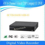 Dahua 4 Channel 720p Compact 1u Tribrid DVR (HCVR4104HS-S3)