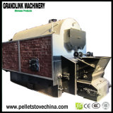 High Capacity Coal Burning Steam Boiler