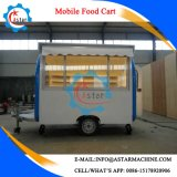 Beautiful appearance Ice Cream Fast Food Kiosk for Sale