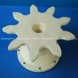 Plastic Nylon Star Wheel by CNC Milling