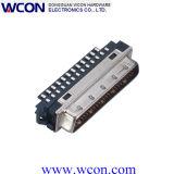 1.27*2.54 SCSI 50p Male Soldering Type