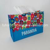 Custom Laminated PP Non Woven Cloth Bag for Shopping