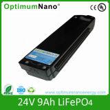 LiFePO4 24V 9ah Battery Pack for E-Bike UPS