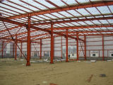 Steel Structure Workshop Prefabricated House/Steel Structure Warehouse/Container House (XGZ-332)