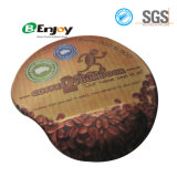 Custom Design Printing Gel Mouse Pad with Wrist Rest Suport