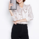 Women′s Clothing Manufacturer Latest Design Ladies Office Formal Wear Shirts