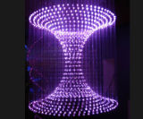 Fiber Optic Chandeliers for Decoration
