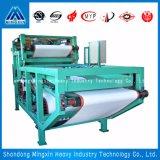 Application of Net Belt Filter Press for Sludge Dewatering