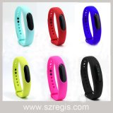 Silicone Health Sleep Monitoring Bluetooth Sport Pedometer Watch Smart Bracelet