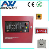 FM200 Fire Extinguisher Panel System