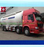 China V Shape Tri-Axle Bulk Cement Tanker Trailer