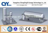 Industrial Low Temperature Liquid Oxygen Nitrogen Carbon Dioxide Argon Storage Tank with Different Capacities