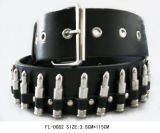 Belt with Bullet Fl-0082