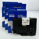Compatible Brother TZ 241 Label Tapes 18mm*8m Black on White