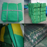 HDPE Logo Printed Construction Safety Netting