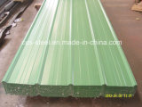 0.15 0.17 0.22 *665mm Corrugated PPGI Roof Sheet