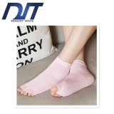 Factory Direct Pure Color Dispensing Sports Socks for Yoga