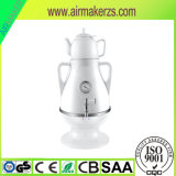 Electric Kettle with Painted Stainless Steel Body 3.2L Capacity Samovar