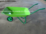 Manufacturer Supply Children′s Wheel Barrow Toy to South Africa (WB0100)