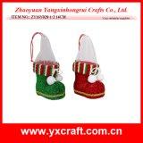 Christmas Decoration (ZY16Y028-1-2 14CM) Christmas Jewelry Set