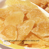 New Crop Crystallized Ginger Slices