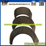 Low Carbon Steel Perforated Metal Mesh for Design