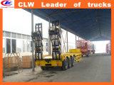 Heavy Duty Machinery Low Loader Semitrailer Lowbed Semi Trailer