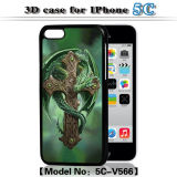 3D Case for iPhone 5c (V566)