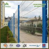 Customized Curve Weld Wire 3D Fence Panel