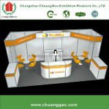 Customized Exhibition Shell Scheme Stands