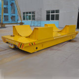 Industry Steel Coil 20t Battery Operated Electric Railway Transfer Cart