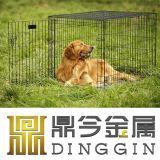 24′′ Steel Pet Cage Singel Door