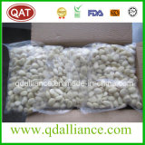 IQF Frozen Peeled Garlic in Retail Packing